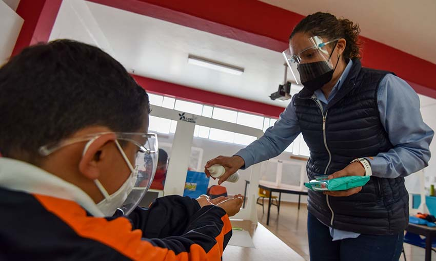 OMS Y UNICEF PIDEN ABRIR ESCUELAS PARA REGRESO A CLASES PRESENCIAL