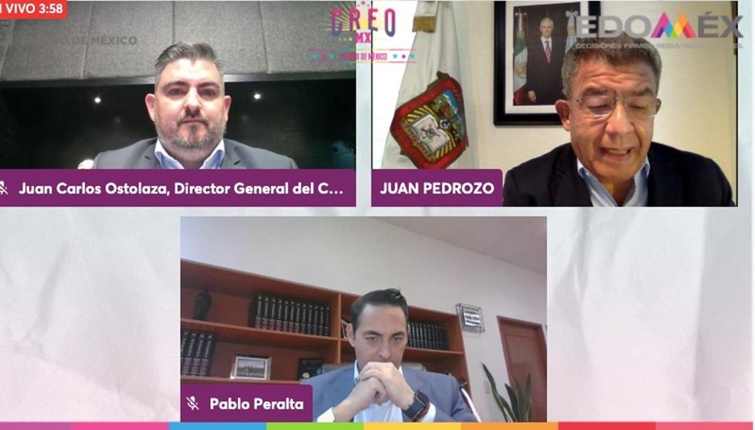 PRESENTAN SEDECO Y CCMX INICIATIVA CREO MX EDOMÉX 2021
