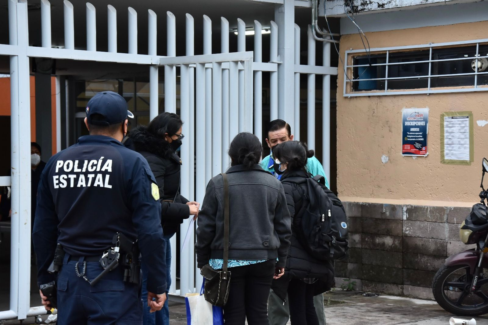 PONEN EN MARCHA OPERATIVO DE REGRESO A CLASES EN EDOMÉX