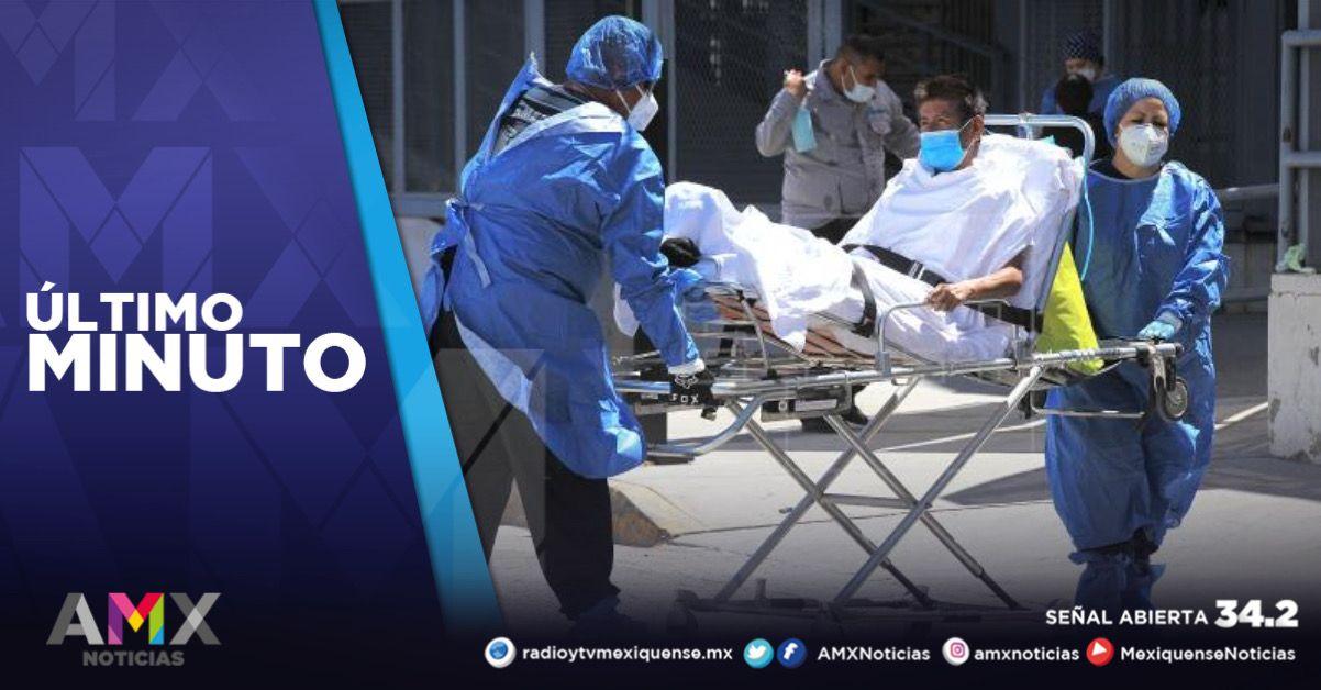 SALUD: MÉXICO SUMA MÁS DE 525 CASOS SOSPECHOSOS DE COVID-19