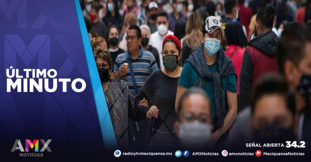 MEXICO SUMA MÁS DE 258 MIL MUERTES POR COVID-19