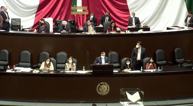 DIPUTADOS AVALAN LEY FEDERAL DE DE JUICIO POLÍTICO Y DECLARACIÓN DE PROCEDENCIA