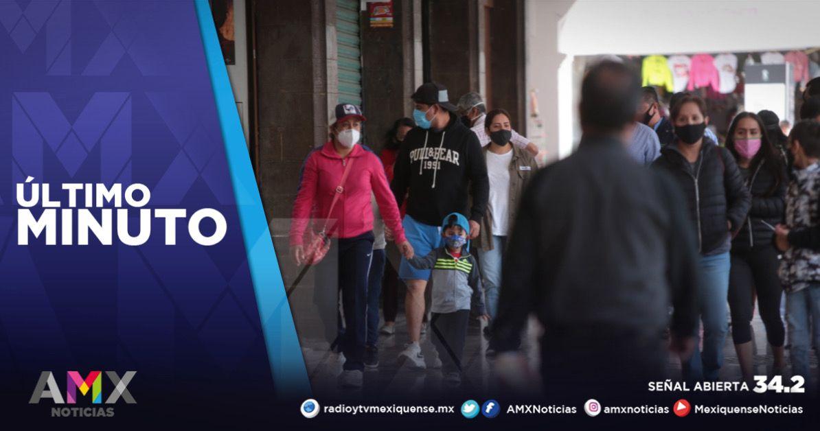 SALUD: ACUMULA EDOMÉX 25 MIL 422 CASOS SOSPECHOSOS DE COVID-19