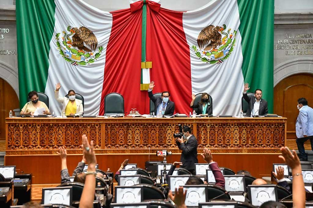 INSTALAN HOY LXI LEGISLATURA DEL ESTADO DE MÉXICO; MAÑANA INICIA FUNCIONES