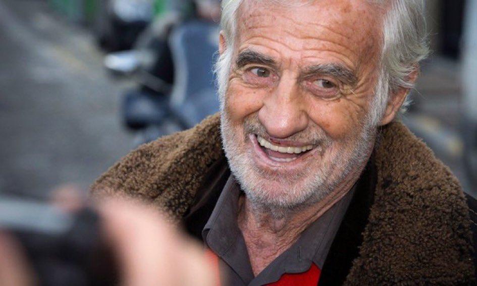 MURIÓ EL ACTOR JEAN-PAUL BELMONDO, LEYENDA DEL CINE FRACÉS
