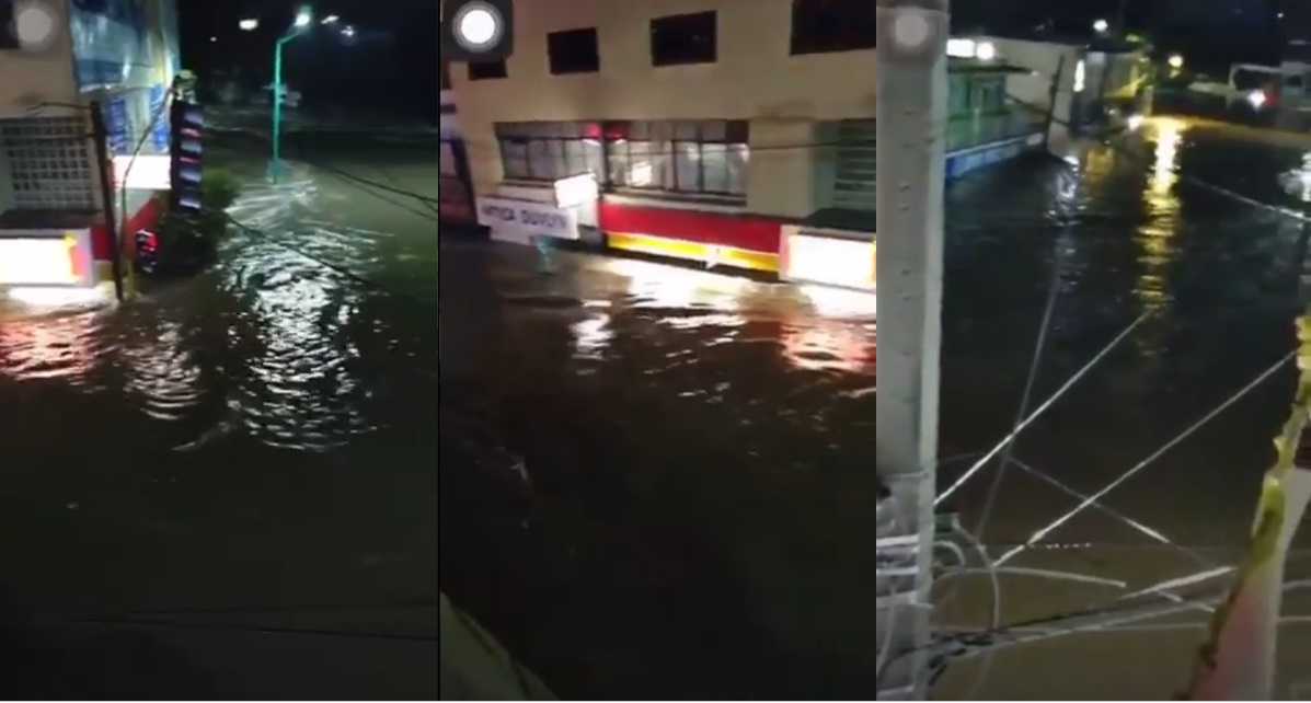 LLUVIAS PROVOCAN INUNDACIONES EN MUNICIPIOS DE LA REGIÓN DE TULA