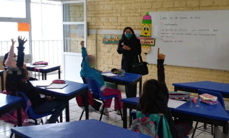 REGRESO A CLASES PRESENCIALES NO HA INCREMENTADO CONTAGIOS DE COVID-19: LÓPEZ-GATELL