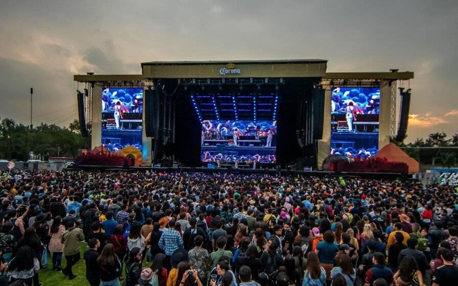 FILTRAN PARTE DEL ELENCO DEL CORONA CAPITAL 2021