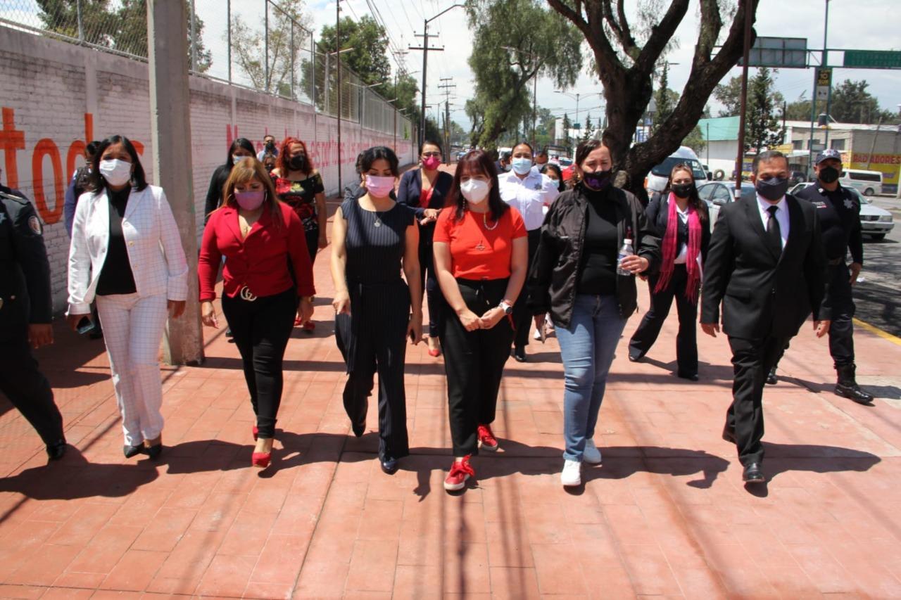 SUPERVISAN EL EJERCICIO DE LOS RECURSOS DE LA ALERTA DE VIOLENCIA DE GÉNERO