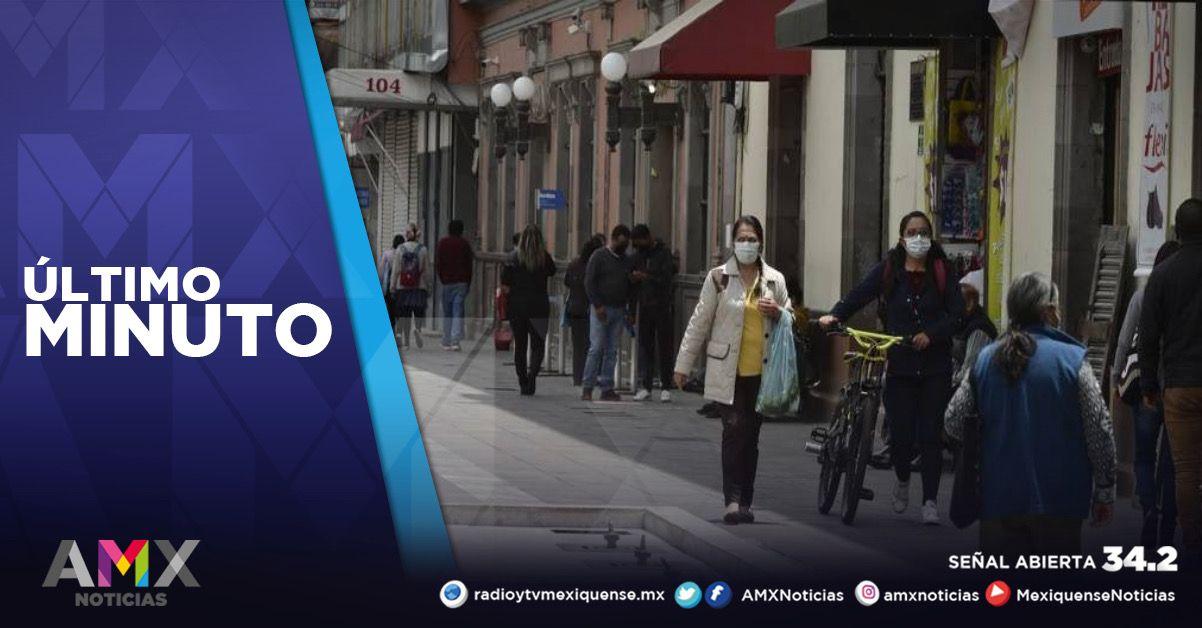 MÉXICO REGISTRA 14 MIL 828 NUEVOS CASOS A COVID-19 EN LAS ÚLTIMAS 24 HORAS
