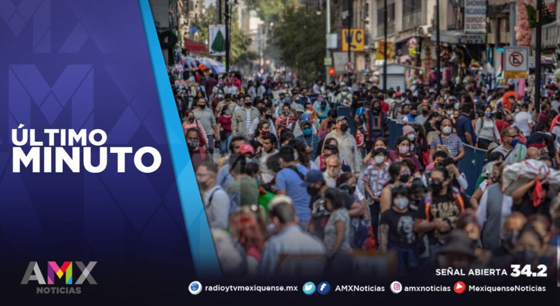 MÉXICO REGISTRA 4 MIL 161 NUEVOS CASOS DE CORONAVIRUS EN LAS ÚLTIMAS 24 HORAS