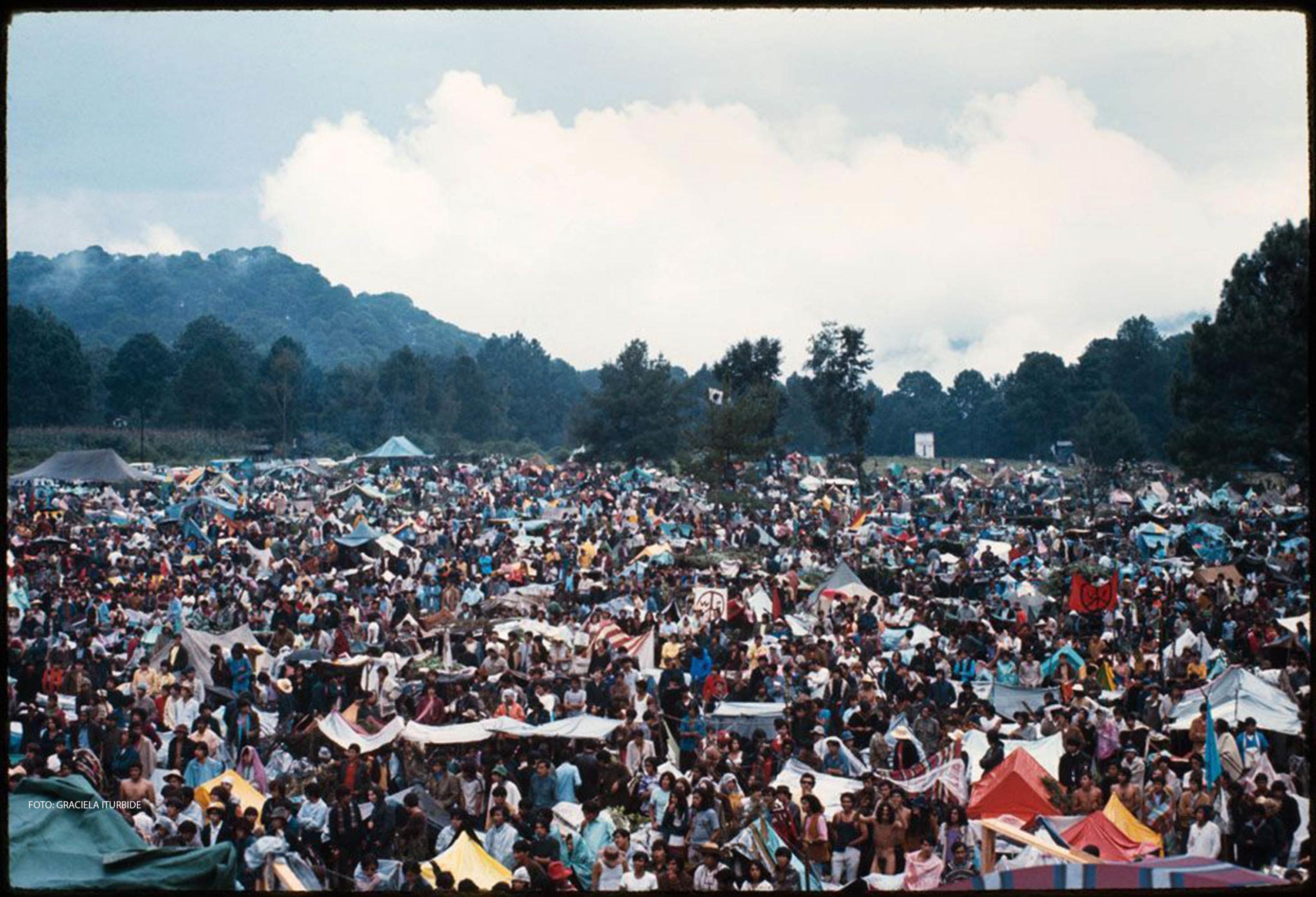 A 50 AÑOS DE AVÁNDARO, ASÍ FUE EL FESTIVAL CONSIDERADO UN HITO DEL ROCK MEXICANO