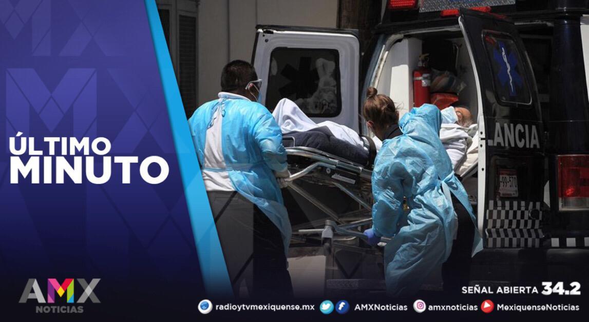 SALUD: REPORTA EDOMÉX MÁS DE 26 MIL CASOS SOSPECHOSOS DE COVID-19