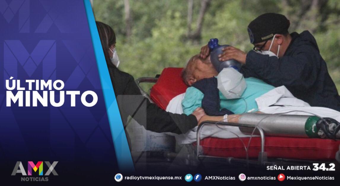 MÉXICO REPORTA 7 MIL CONTAGIOS MÁS POR COVID-19