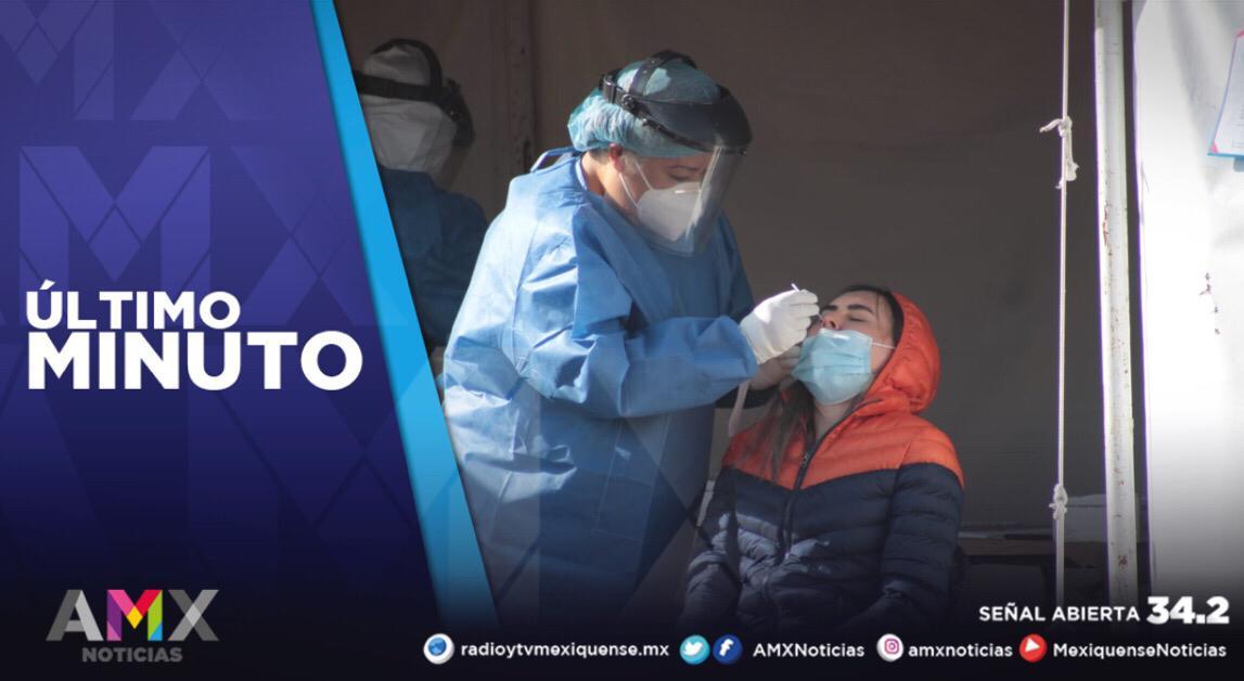 MÉXICO SUMA MÁS DE 503 CASOS SOSPECHOSOS DE COVID-19