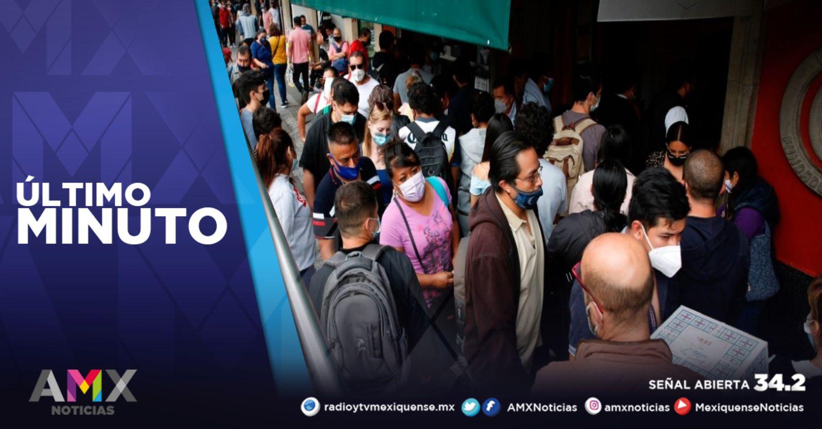 MÉXICO SUMA 503 MIL 918 CASOS SOSPECHOSOS DE COVID-19