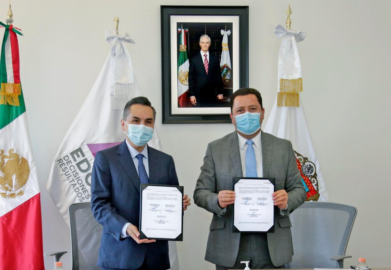 FIRMAN CONVENIO CONTRALORÍA Y EDUCACIÓN PARA ATENDER REPORTES DEL SISTEMA EDUCATIVO