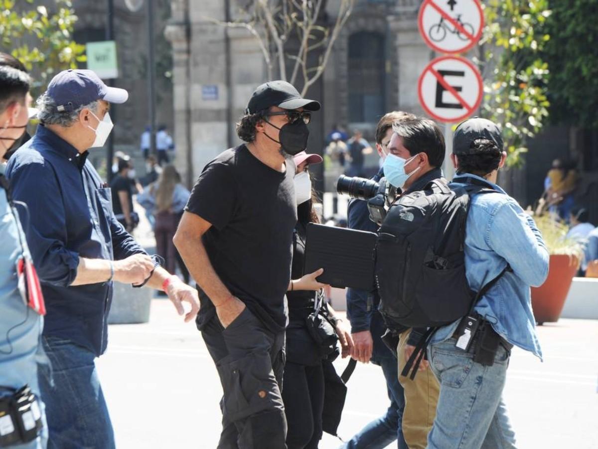 """CONCLUYE ALEJANDRO GÓNZALEZ IÑÁRRITU RODAJE DE SU PRÓXIMA PELÍCULA """"BARDO"""", HECHA EN MÉXICO"""