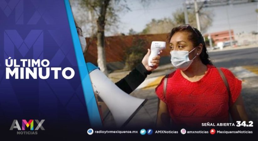 MÉXICO REGISTRA 10 MIL 139 NUEVOS CASOS DE CORONAVIRUS EN LAS ÚLTIMAS 24 HORAS
