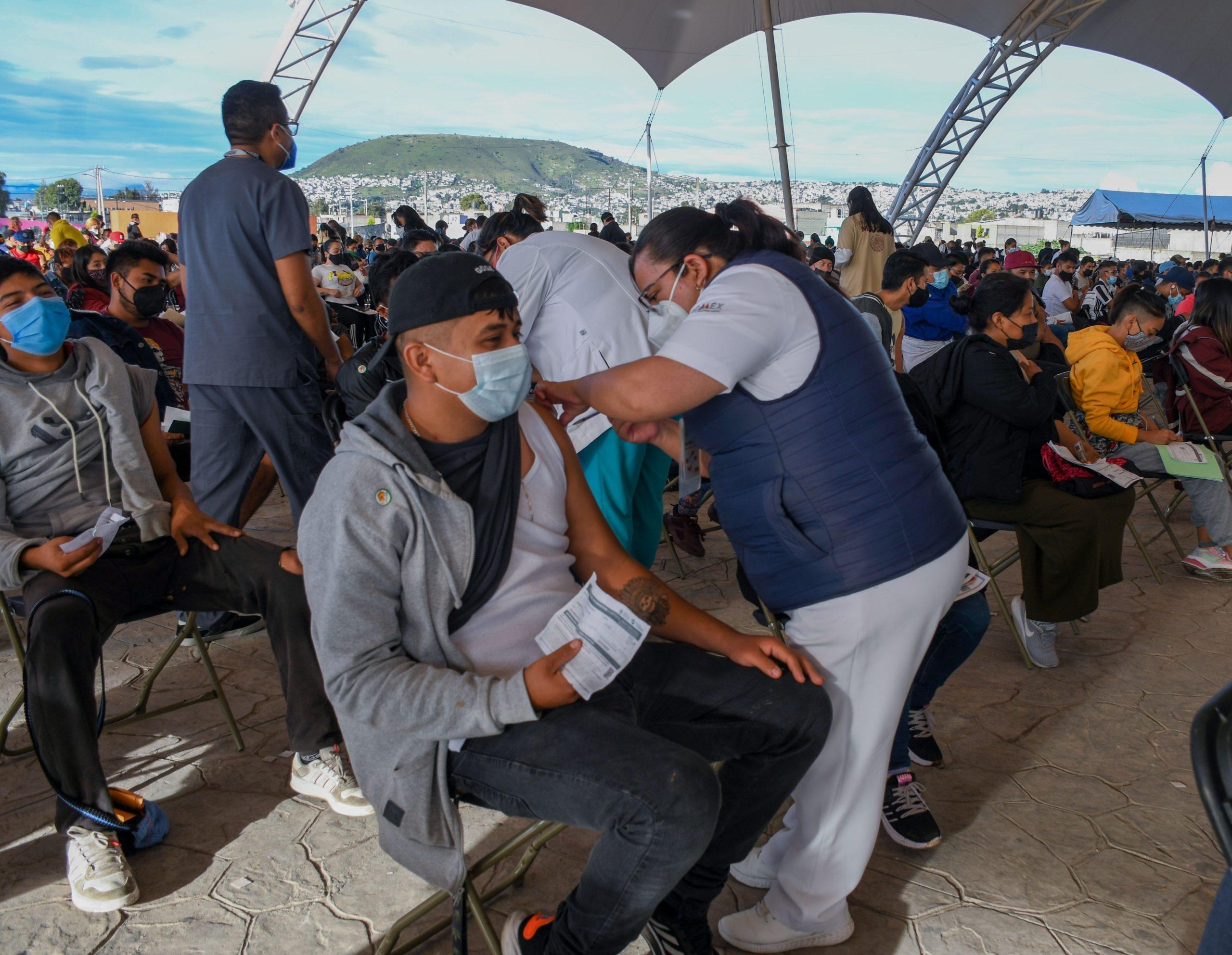 ANUNCIAN SEGUNDA DOSIS DE VACUNA ANTICOVID PARA 26 MUNICIPIOS MEXIQUENSES