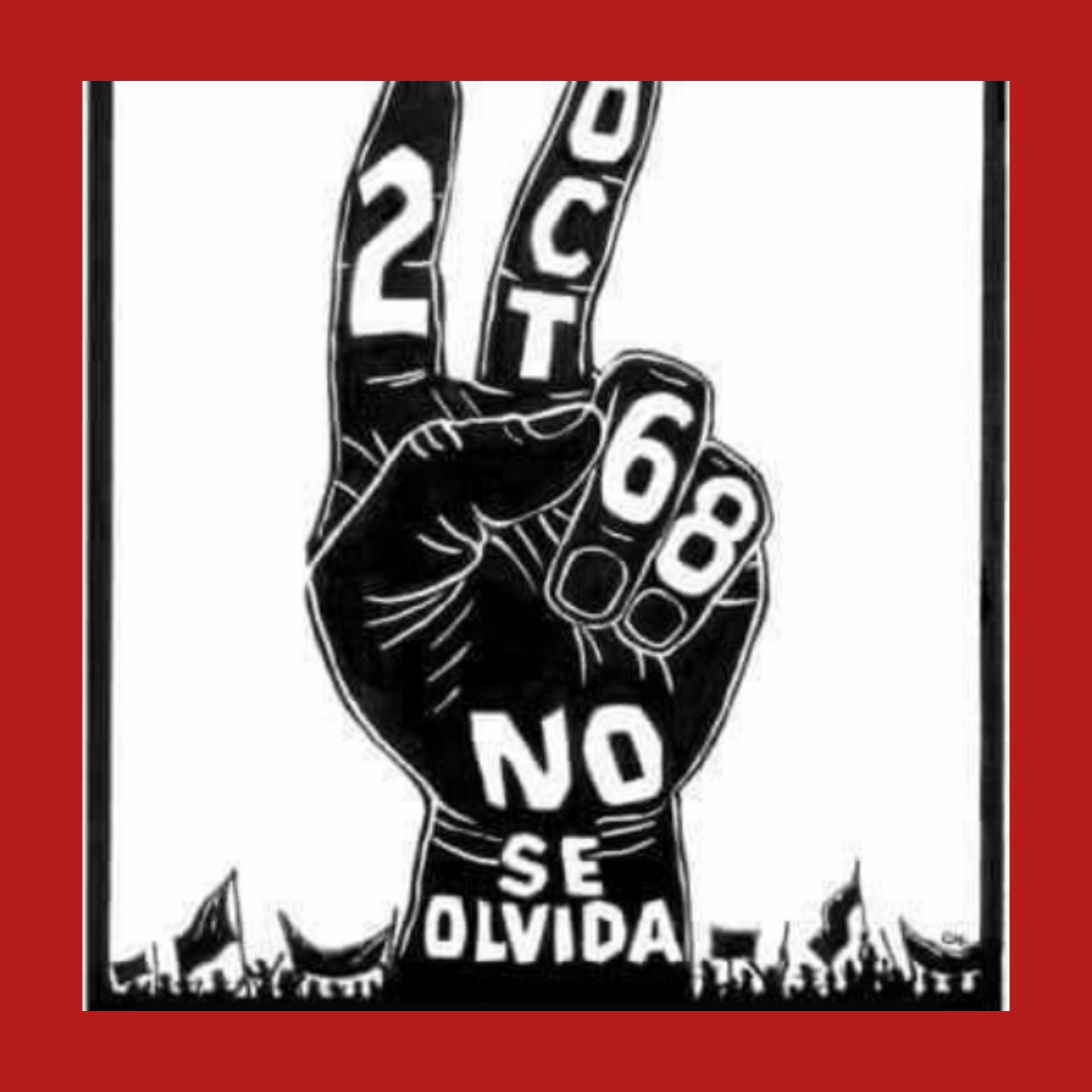 CON MOTIVO DE LOS 53 AÑOS DEL 2 DE OCTUBRE DEL 68 SE PROYECTAN PELÍCULAS Y DOCUMENTALES
