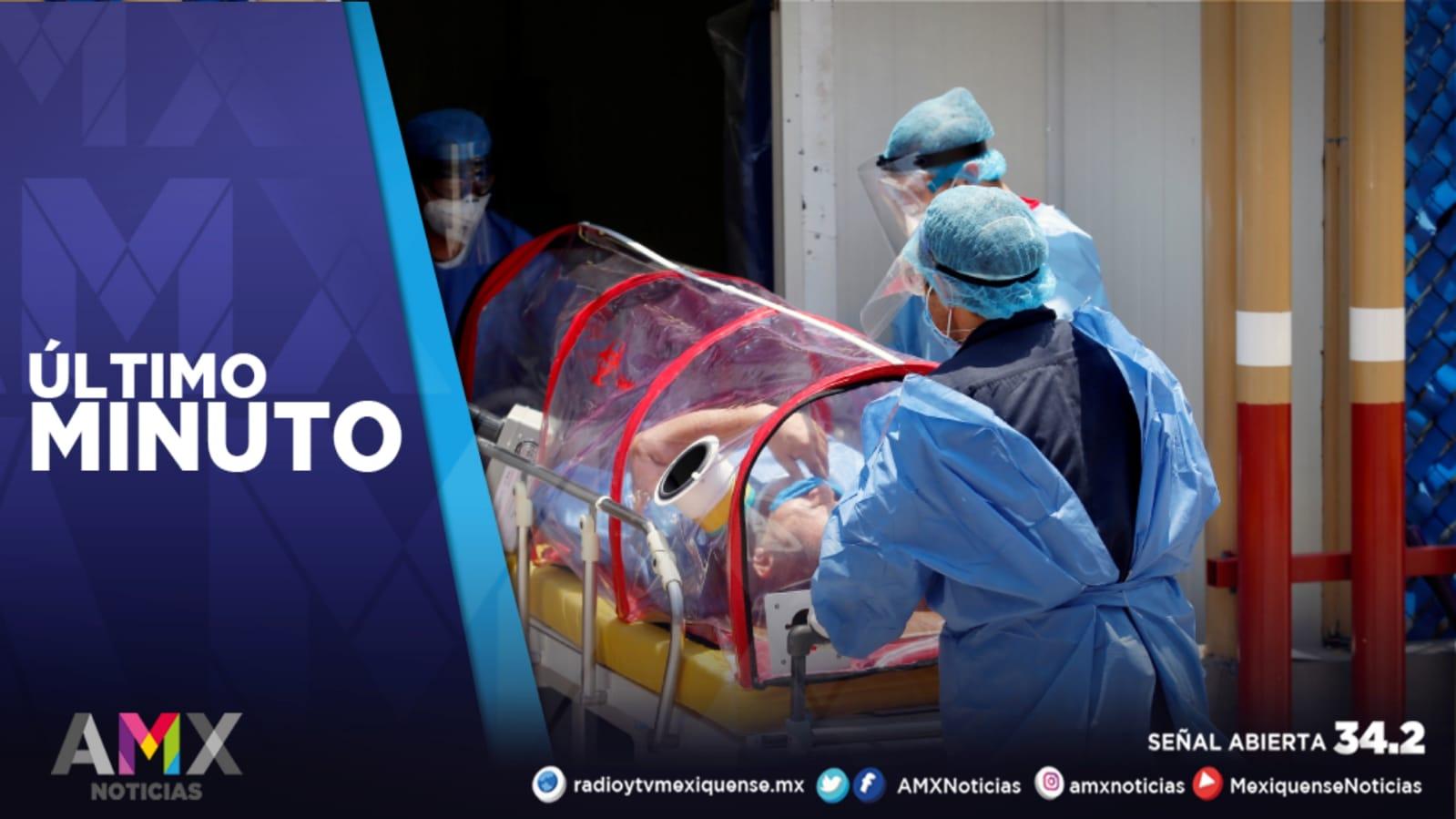 SALUD EDOMÉX REPORTÓ 27 MIL 725 CASOS SOSPECHOSOS POR COVID-19