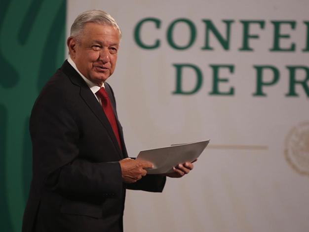 AMLO SE REÚNE CON FUNCIONARIOS DE ALTO NIVEL DE EEUU