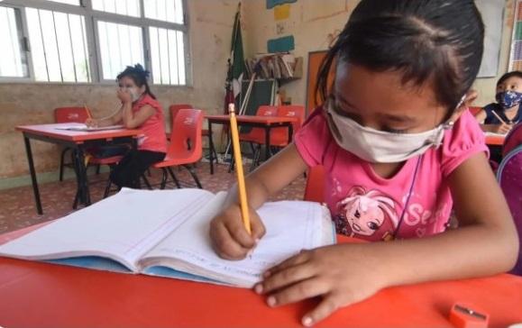ANUNCIAN REGRESO A CLASES PRESENCIALES EN MICHOACÁN