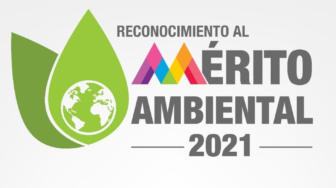 BUSCAN 87 PROYECTOS EL RECONOCIMIENTO AL MÉRITO AMBIENTAL 2021