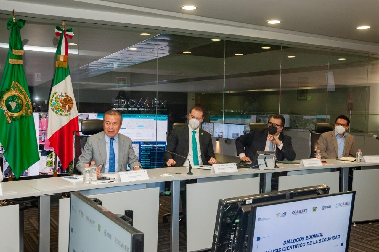 SECRETARÍA DE SEGURIDAD ANALIZA PROPUESTAS DE PROTECCIÓN A LA CIUDADANÍA