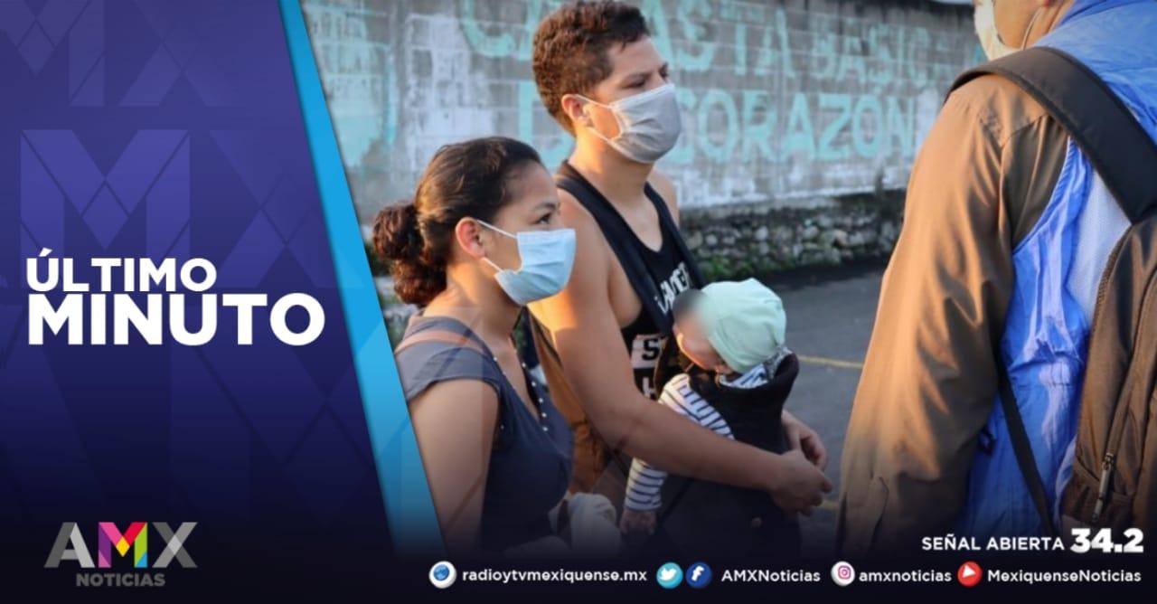 MÉXICO REPORTA 2 MIL 690 CONTAGIOS MÁS DE COVID-19