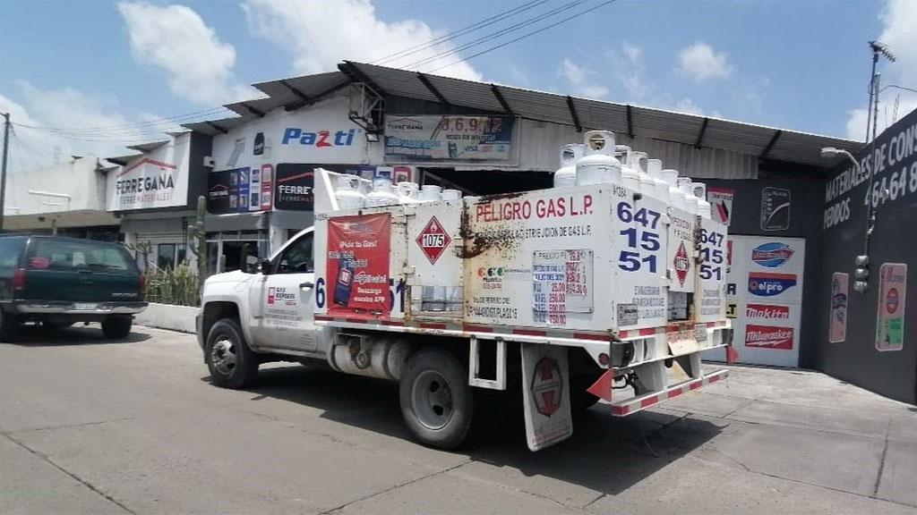 GASEROS DEL VALLE DE MÉXICO INICIARÁN PARO DE ACTIVIDADES