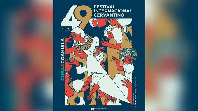 INICIA FESTIVAL INTERNACIONAL CERVANTINO 2021