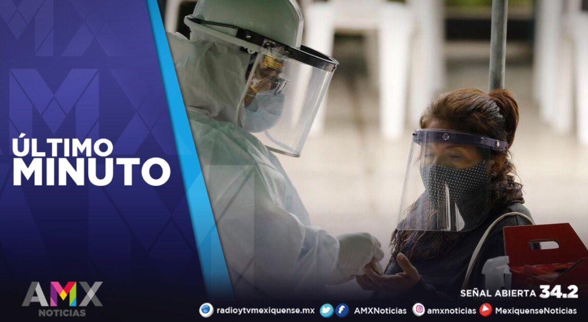 MÉXICO REGISTRA 5 MIL 825 NUEVOS CASOS DE CORONAVIRUS EN LAS ÚLTIMAS 24 HORAS