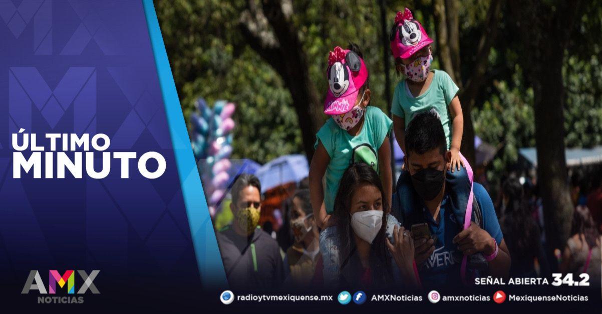 MÉXICO REBASA LAS 284 MIL DEFUNCIONES POR COVID-19