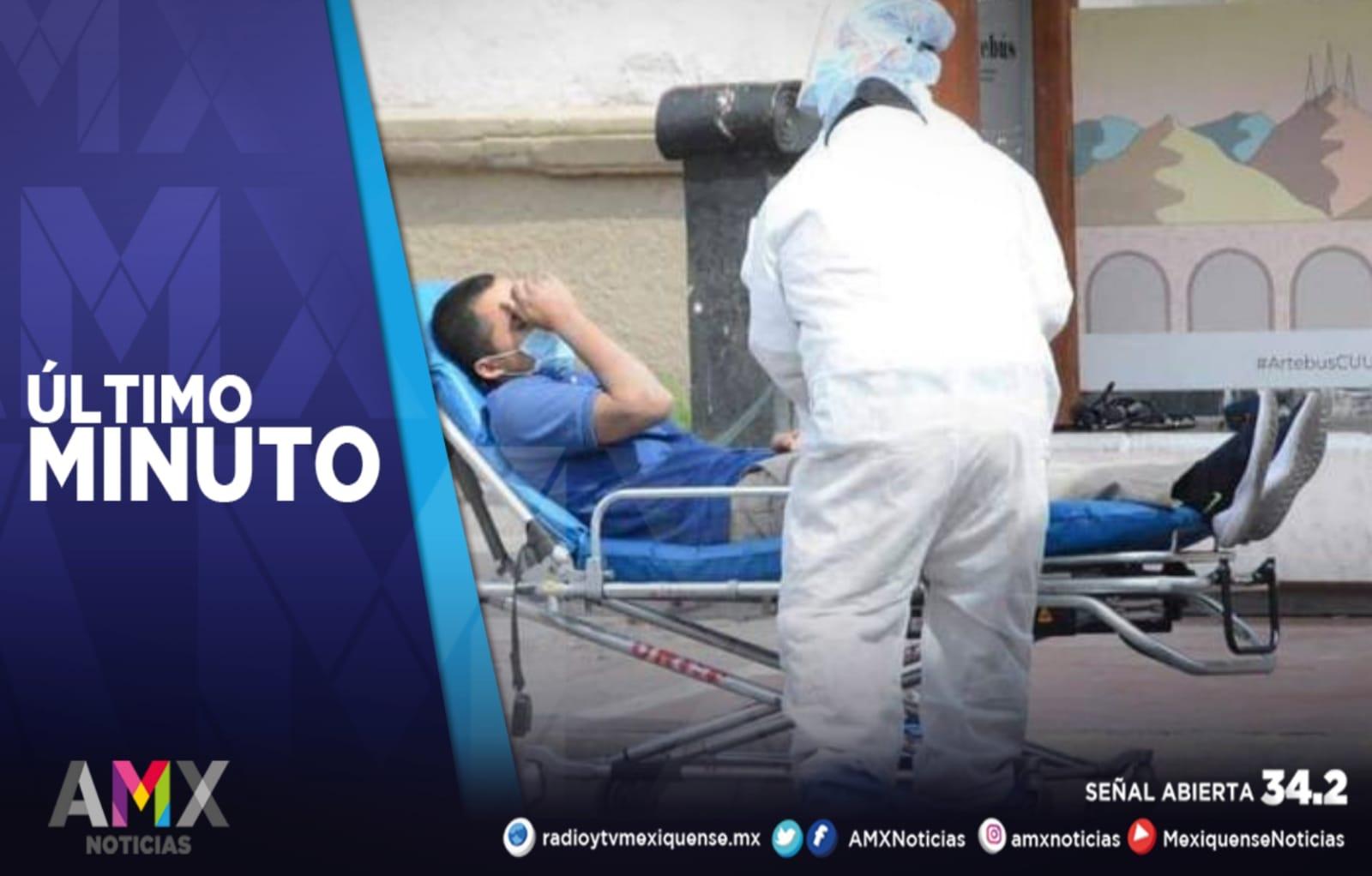 MÉXICO REGISTRA MÁS DE 531 MIL CASOS SOSPECHOSOS POR COVID-19