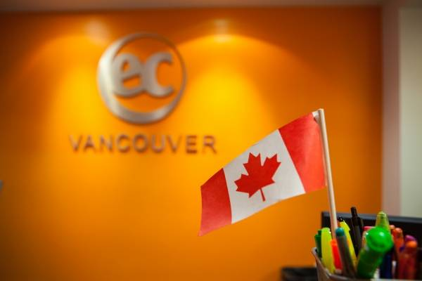 Canadá Vancouver EC - English Language Centers