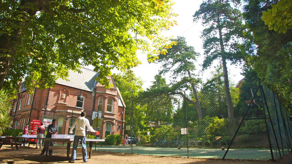 Kings Colleges - Bournemouth Gardens