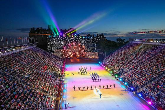 The-Royal-Edinburgh-Military-Tattoo-Festival