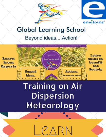 Training on Air Dispersion Meteorology