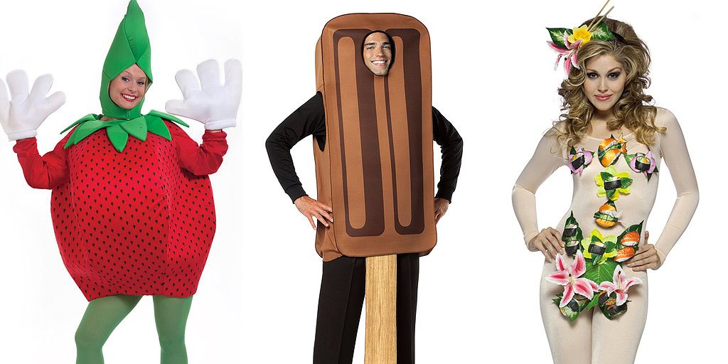 individual costumes - Halloween Food Costume