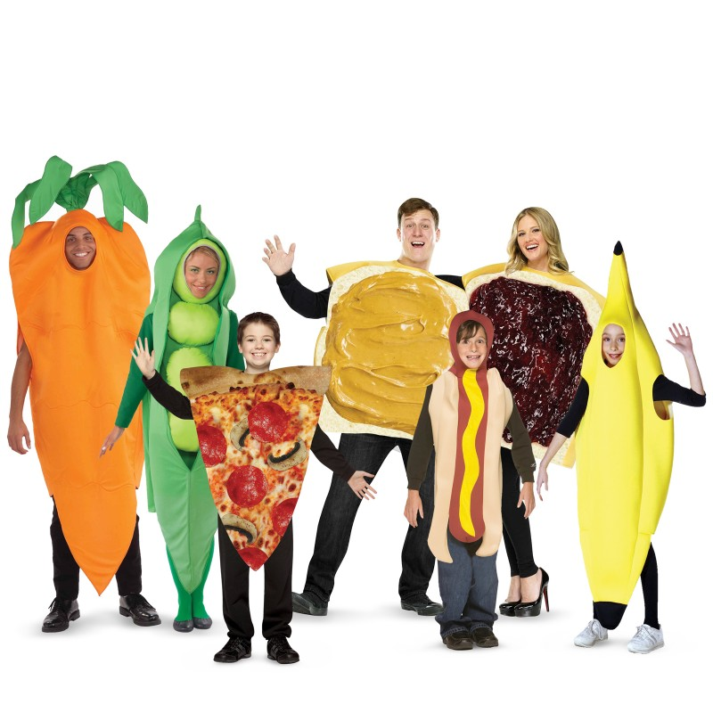 introduction - Halloween Food Costume