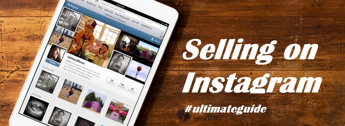 How to Create a Free Online Shop with Instagram by Ksenija Rostova on ...