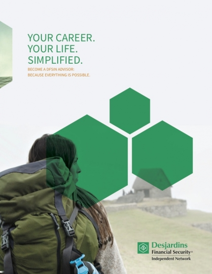 Your Career. Your Life. Simplified.