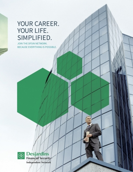 Your Career. Your Life. Simplified. Next Step.