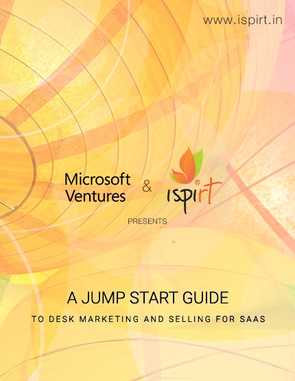 A Jump Start Guide To Desk Marketing and Selling For SaaS