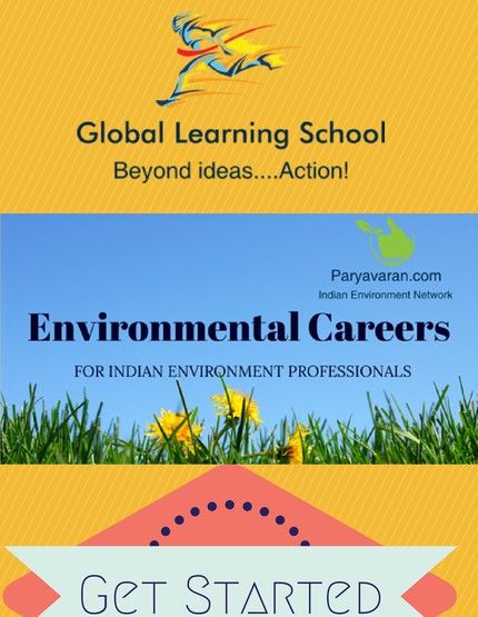 Eco Careers for Indian Environment Professionals