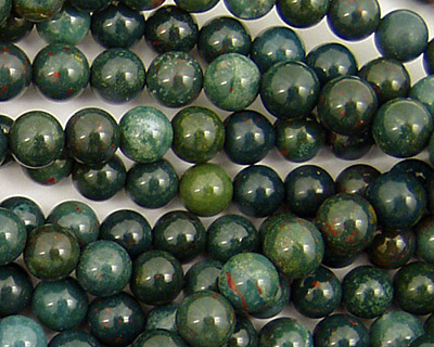 Bloodstone Round 6mm