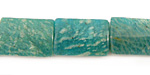 Russian Amazonite Thin Pillow 18x13mm