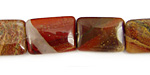 Apple Jasper Thin Pillow 18x13mm